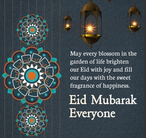 27 Ucapan Selamat Hari Raya Idul Fitri 1441 H 2020 Paling ...