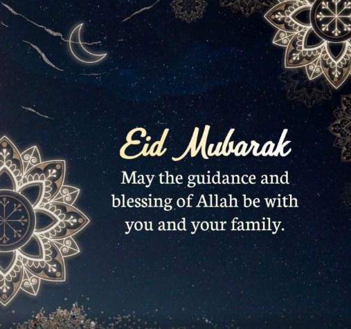Kartu Ucapan Selamat Idul Fitri 2020 Bahasa inggris