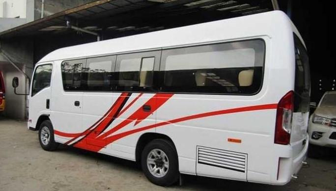 Rental Mobil Elf Tangerang || Aleena Trans