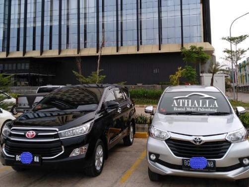 Athalla Rental Mobil Palembang
