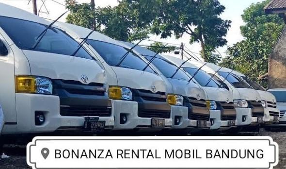 Bonanza Rental Mobil Bandung