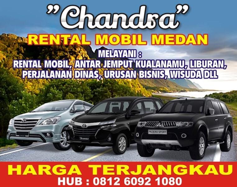 Chandra Rental Mobil Medan