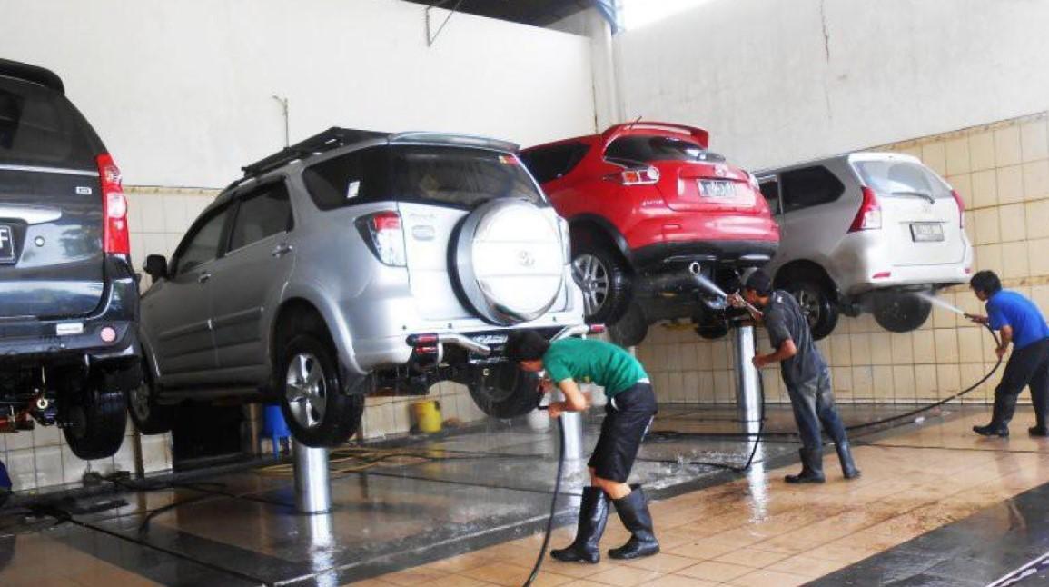 Cuci Mobil di Bandung