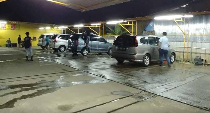 Cuci Motor Pangarang