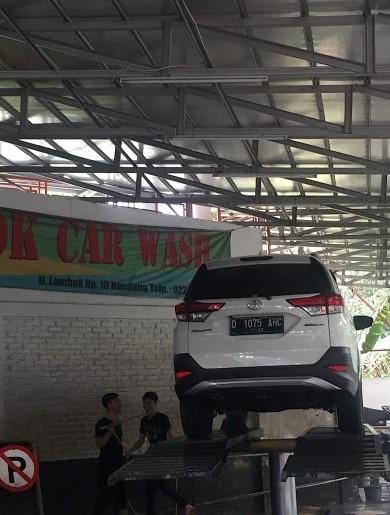 Lombok Car Wash