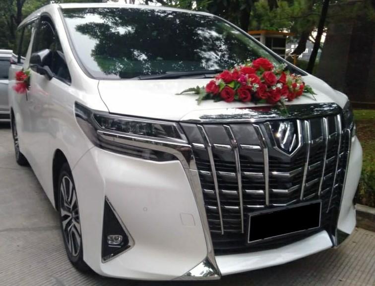 Mobil Pengantin Medan
