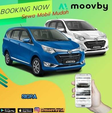 Moovby Sewa Mobil Bogor