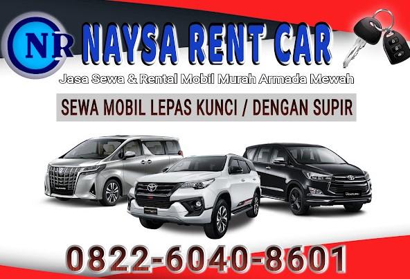 Naysa Rental Mobil Murah Jakarta