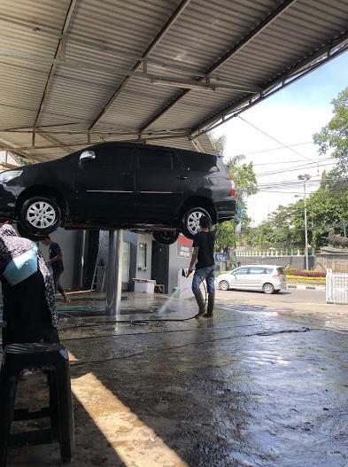 Prima Jaya Car wash