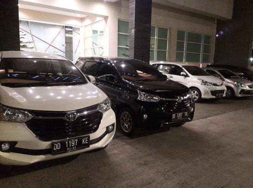 Rental Mobil Makassar Lepas Kunci
