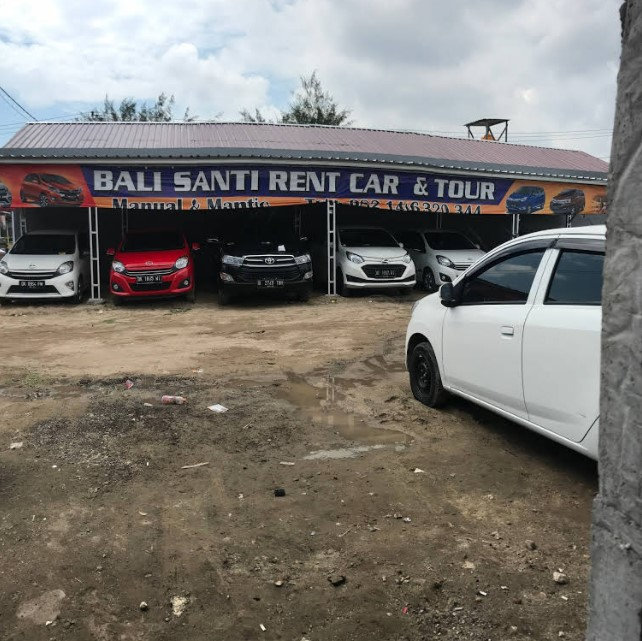 Santi Bali Rental Mobil