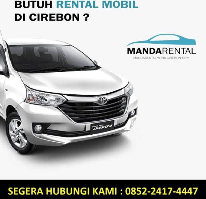 Manda Rental Car Cirebon