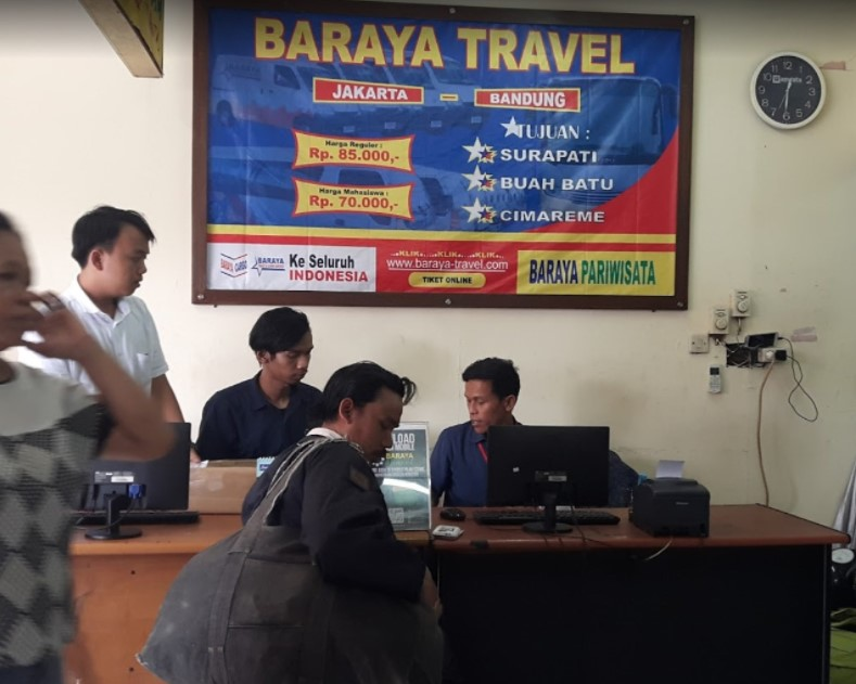 Baraya Travel Sarinah