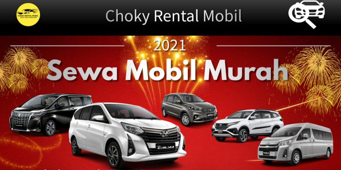 Choky Rental Mobil Jakarta