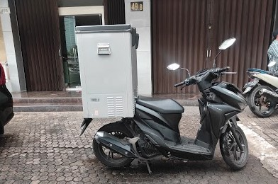 Sewa Motor Freezer Jakarta